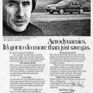 1983 Ford Jackie Stewart Photo Aerodynamics Print Ad
