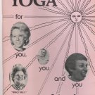 Yoga for You You and You Street, Colleen