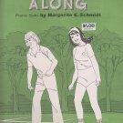 Vintage Skating Along - Margarite E. Schmidt - Piano Solo Sheet music –Margarite E. Schmidt