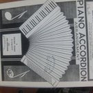 Fascination Piano Accordian Arrangement