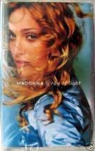 MADONNA - Ray Of Light CASSETTE
