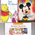 VEGGIE TALES EASTER CAROL, STAR OF CHRISTMAS, POOH TAKE MY HAND, MORE SILLY SONGS