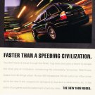1998 Isuzu Rodeo - Civilization - Classic Vintage Advertisement
