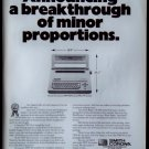 Smith Corona PWP 40 Personal Word Processor Magazine Ad
