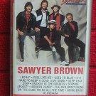 SAWYER BROWN SELF TITLED CASSETTE