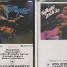 TED NUGENT DOUBLE LIVE GONZO-BEST OF & SELF TITLED (3) CASSETTE