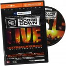3 Doors Down DVD - Away From The Sun: Live From Houston