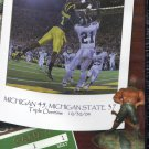 Michigan vs. Michigan State: 2004 Triple Overtime Game 10/30/04