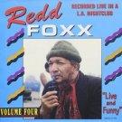 "Redd Foxx ""Live and Funny"" Vol. 4 by Redd Foxx"