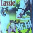 Lassie (The Trial & The Tree House) and Mr. Ed (Ed Gets the Message and The Wonderful