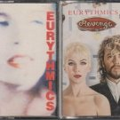 Eurythmics -REVENGE & BE YOURSELF TONIGHT CASSETTE LOT (2)