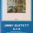 Jimmy Buffett A-1-A cassette