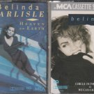 Belinda Carlisle Cassette Lot
