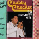 Chuby Checker Cassette Lot (3)