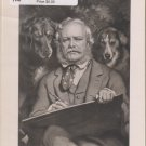 The Perry Pictures - Portrait of Landseer