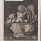 Vintage Perry Pictures - A Musical Basket