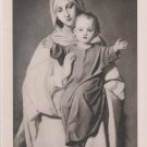 Madonna and Child - Vintage Perry Pictures