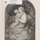 Madonna of the Grotto - Vintage Perry Pictures
