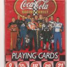 COCA COLA RACING FAMILY NASCAR Bicycle Playing Cards New