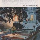 1966 Original Vintage Pontiac Wide-Track 66 Ad