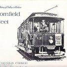 A HISTORY OF TROLLEYS IN WESTBORO, CORNFIELD MEET 1987