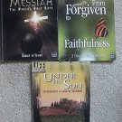 LIFE DESIGN ADULT BIBLE LEADER'S GUIDE BOOK LOT