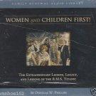 VISION FORUM AUDIO: WOMEN AND CHILDREN FIRST