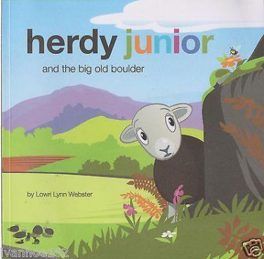 Herdy Junior and the Big Old Boulder