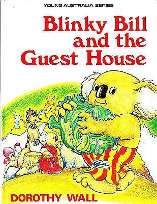 Blinky Bill and the Guest House - Wall Dorothy - Pictorial Cover