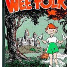 The WEE FOLK About the Elves in Nova Scotia Mary Alma Dillman 3rd Ed 1956 HCDJ