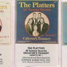 THE PLATTERS THEIR GREATEST HITS -THE BEST OF & ALL TIME GREATEST HITS-40 (5)