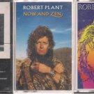 ROBERT PLANT CASSETTE LOT (3)