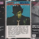 GARY AND THE U.S. BONDS-DEDICATION-ON THE LINE & BIG HITS CASSETTE