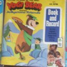 PETER PAN BOOK & RECORD #1971 --YOGI BEAR AND HIS JELLYSTONE FRIENDS-45RPM