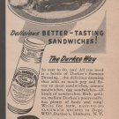 Durkee's Famous Dressing Magazine Advertisement