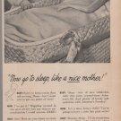Vintage Johnson & Johnson Magazine Advertisement