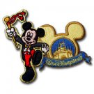 """Mickey Mouse Patch """"The Happiest Celebration on Earth"""""""