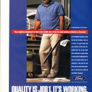 "1992 Ford ""Quality Is Job 1"""