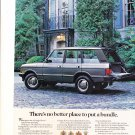 range rover magazine advertisement