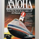 Vintage American Airlines Magazine Advertisement