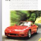 Vintage Mazda Magazine Print Advertisement RX 7
