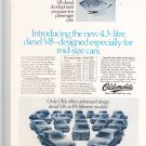 Vintage Oldsmobile Magazine Advertisement