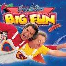 GREG & STEVE BIG FUN CHILDREN'S CASSETTE BLISTER PACK