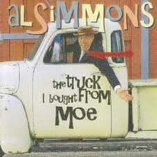 AL SIMMONS Truck I Bought From Moe CASSETTE (NEW)