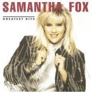 Samantha Fox Greatest Hits Cassette (1.99)