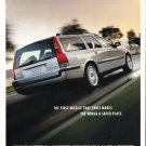 Volvo v70 Magazine Advertisement