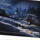 Chevy Tracker Magazine Advertisement It Thinks Big