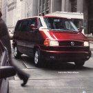 VW Magazine Advertisement Drivers Wanted Sumo size