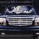 2002 Escalade Magazine Advertisent