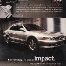 Mitsubishi Galant Magazine Advertisement